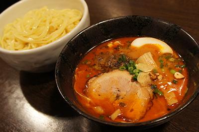 赤虎つけ麺