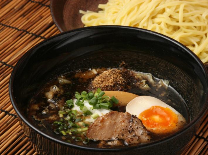 つけ麺黒虎(大盛り無料)