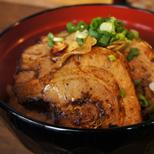 幸丼バラ (味噌汁、スープ割付)
