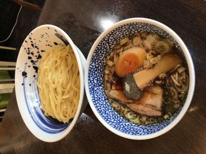 つけ麺銀虎(大盛無料)