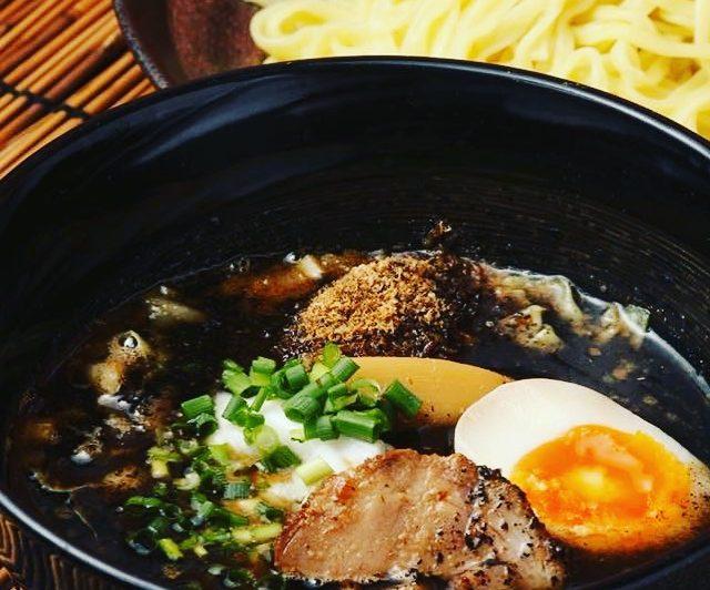 黒虎つけ麺